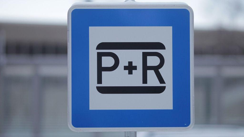 Mehr Park-and-Ride-Plätze für Pendler
