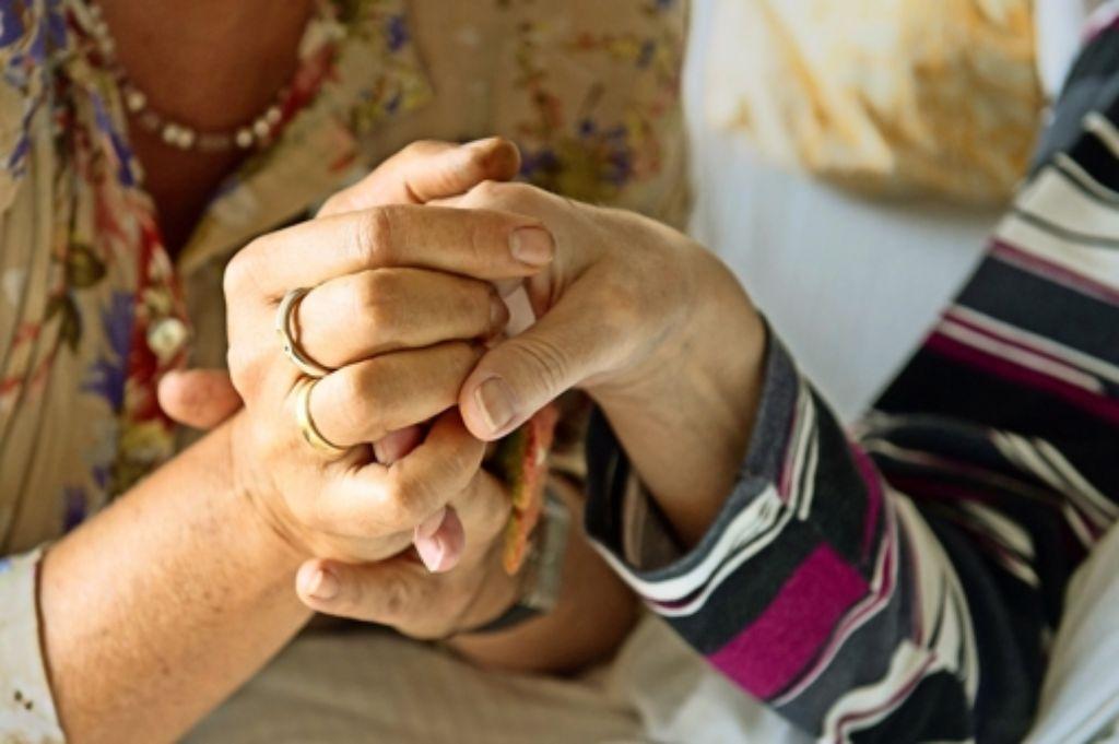 Hilfe beim Suizid? Eine schwierige Frage, die jedoch nicht mehr tabuisiert wird Foto: dpa