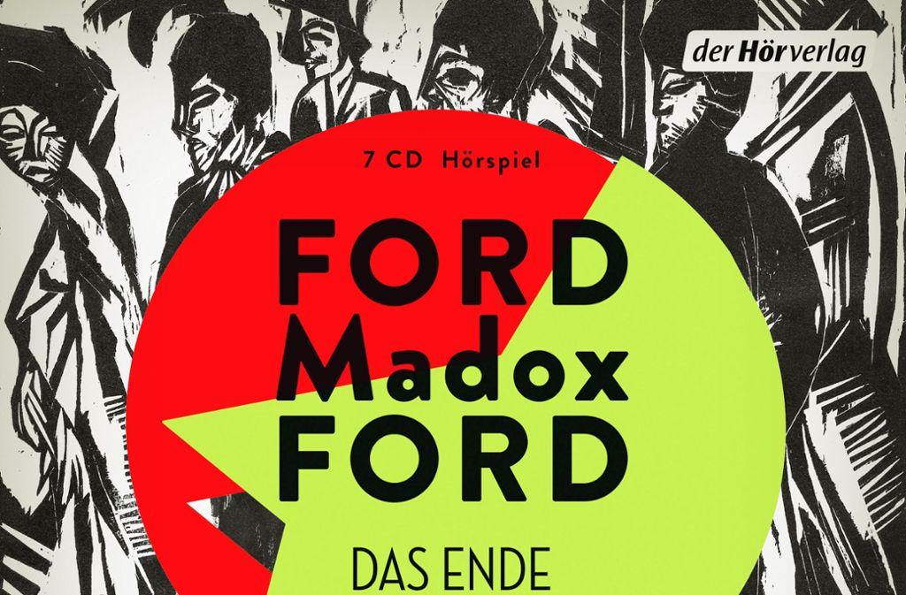"""Schauspielstars wie Jens Harzer, Anna Drexler, Bibiana Beglau und Felix Goeser interpretieren Ford Madox Fords """"Das Ende der Paraden"""" Foto:"""