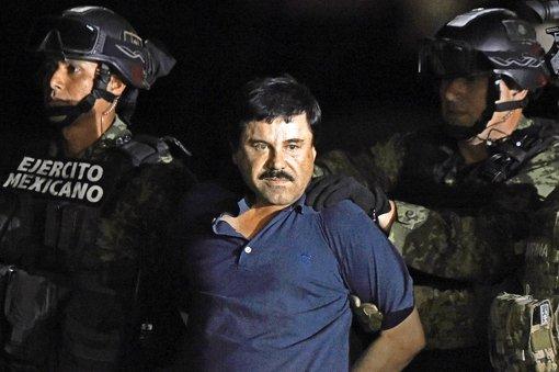 Sein Größenwahn bringt El Chapo zu Fall
