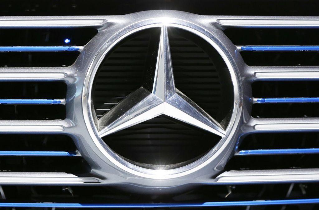Daimler hat sich mit VW und BMW auf eine Konzept für die Zukunft geeinigt. Foto: AP