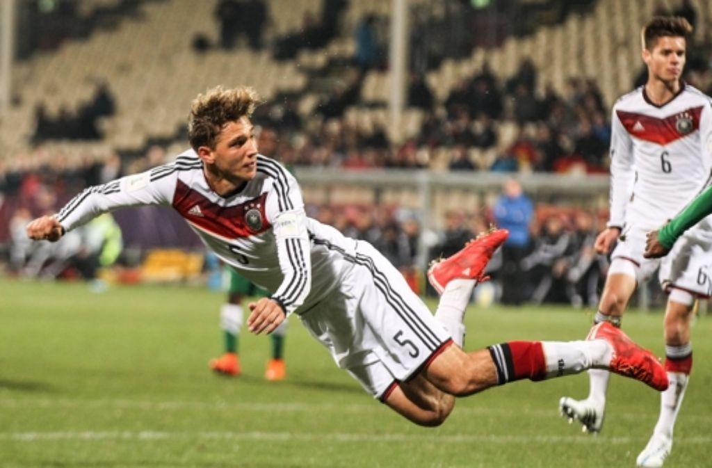 Die deutsche U20 erreicht gegen Nigeria das Viertelfinale der WM in Neuseeland.  Foto: Getty Images AsiaPac