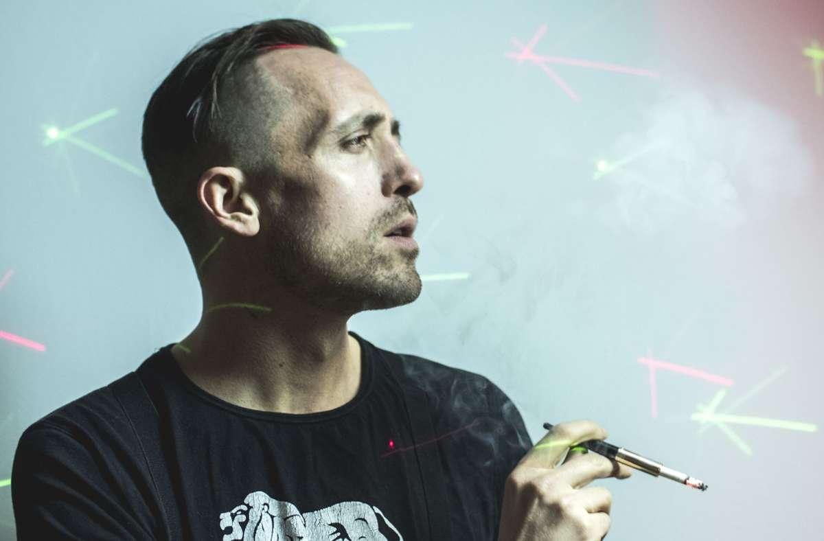 Die gewitzte Methode der Aneignung: Rapper Danger Dan Foto: Jaro Suffner/Annick Ramp