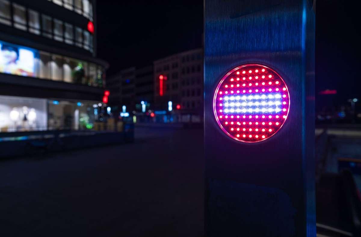 Ab Samstag gilt im Landkreis erneut eine Ausgangssperre Foto: dpa/Moritz Frankenberg