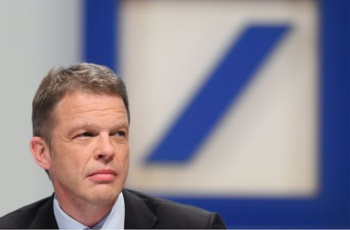 Deutsche-Bank-Chef ist kein Aktien-Crack