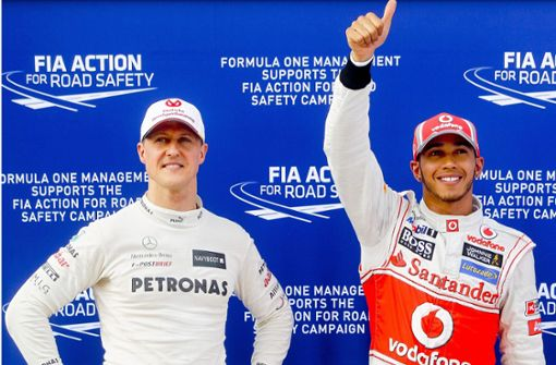 Wer ist besser: Lewis Hamilton oder Michael Schumacher?