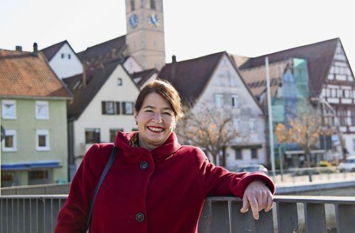 Regina Birner tritt für die SPD im Wahlkreis Nürtingen an
