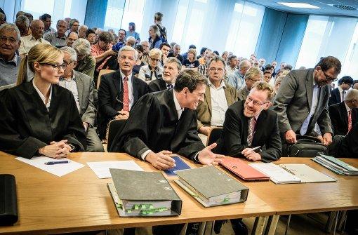Schlechte Chancen für Netz AG vor Gericht