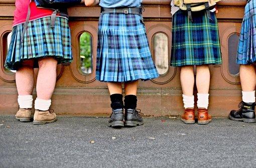 Endspurt in Schottland
