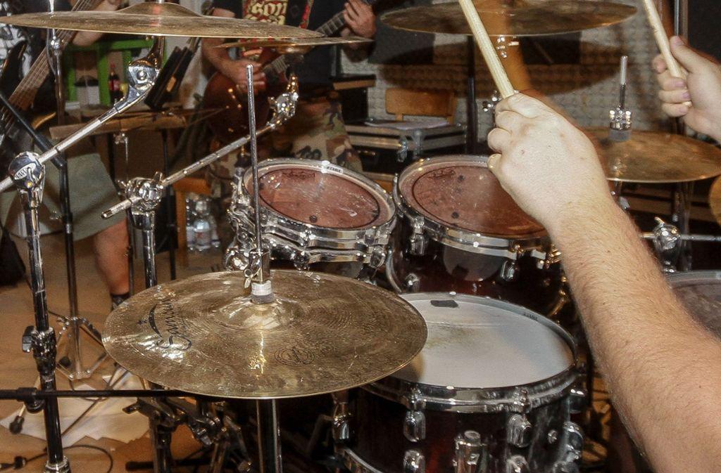 Herr D. hat in seiner Jugend in einer Rockband gespielt (Symbolbild). Foto: factum/Bach