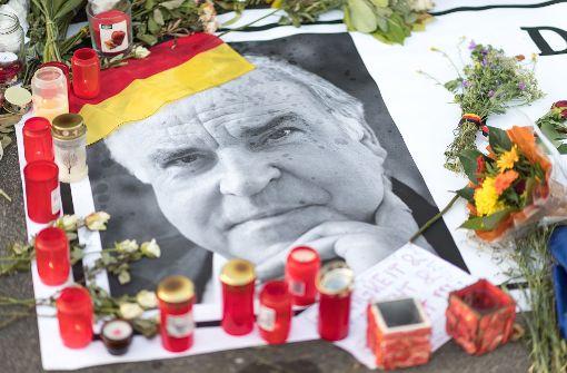 """Helmut Kohl und sein """"Bimbes"""""""