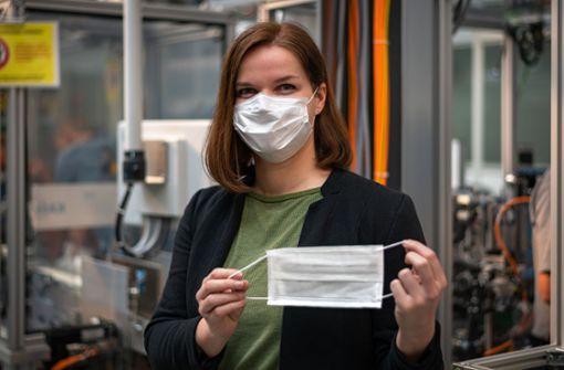 Bosch fertigt  nun eigene Masken