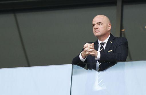 Druck auf Vereine und Fifa-Präsident Gianni Infantino wächst