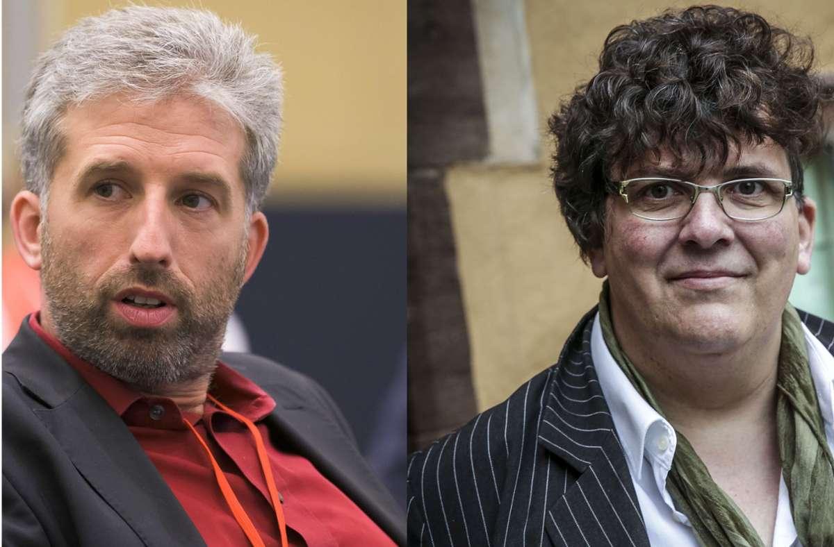 Der Grünen-Politiker Boris Palmer hat Ärger mit Maike Pfuderer. Foto: dpa/Lichtgut