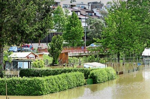 Heftiger Streit um Hochwasserschutz