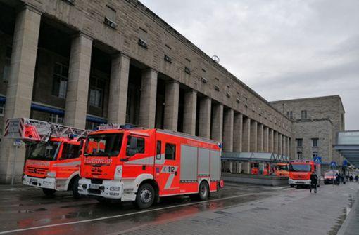 Feuerwehr findet Ursache für Rauchentwicklung