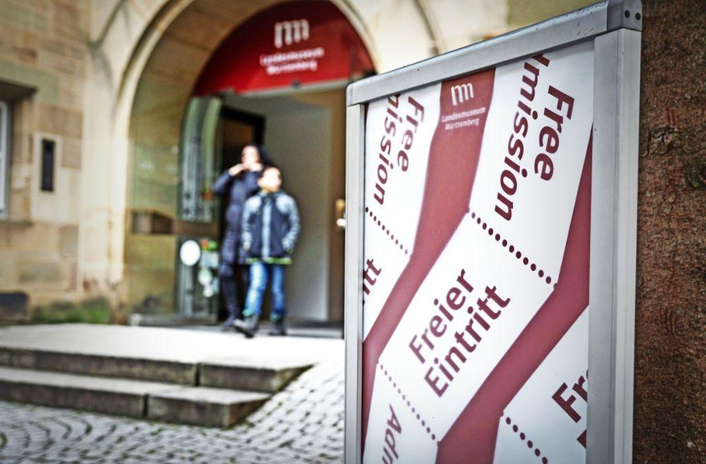 Wenn es nichts kostet, geht besonders der Schwabe gern ins Museum. Foto: Lichtgut/Julian Rettig