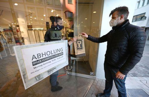 Diese Probleme haben Stuttgarter Einzelhändler in der Pandemie