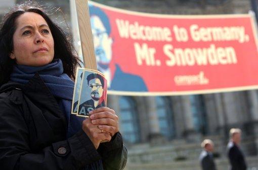 Staatsräson statt Snowden-Show