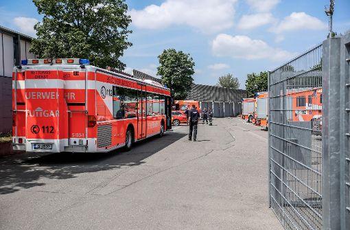 Die Rettungskräfte konnten die Kinder schon im Stadion aufpäppeln. Foto: 7aktuell.de/Simon Adomat