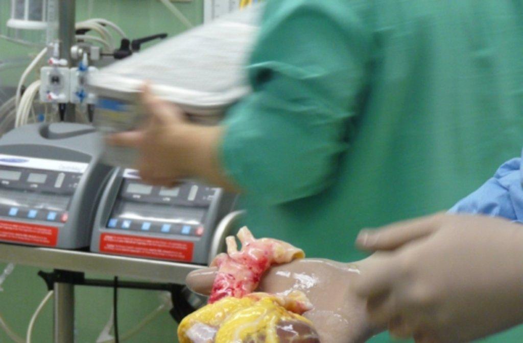 An der Heidelberger Uniklinik sollen Patienten kranker eingestuft worden sein, als sie es wirklich waren. Foto: dpa