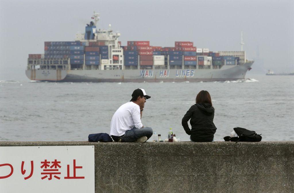 Die EU und Japan bilden von diesem Freitag an die größte Freihandelszone der Welt. (Symbolbild) Foto: EPA
