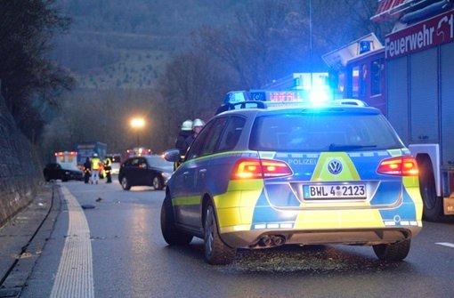 Ersthelfer am Drackensteiner Hang schwer verletzt