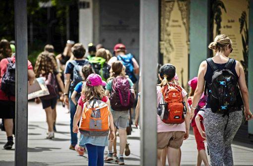 Kostenlose Fahrtickets für Ausflüge von Grundschülern gefordert