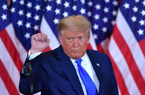 """Trump offenbart laut Wissenschaftler Pörksen """"Mentalität eines Diktators"""""""
