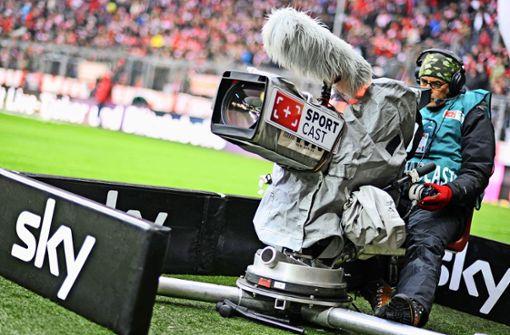 Diese Sender übertragen die Bundesliga-Spiele live