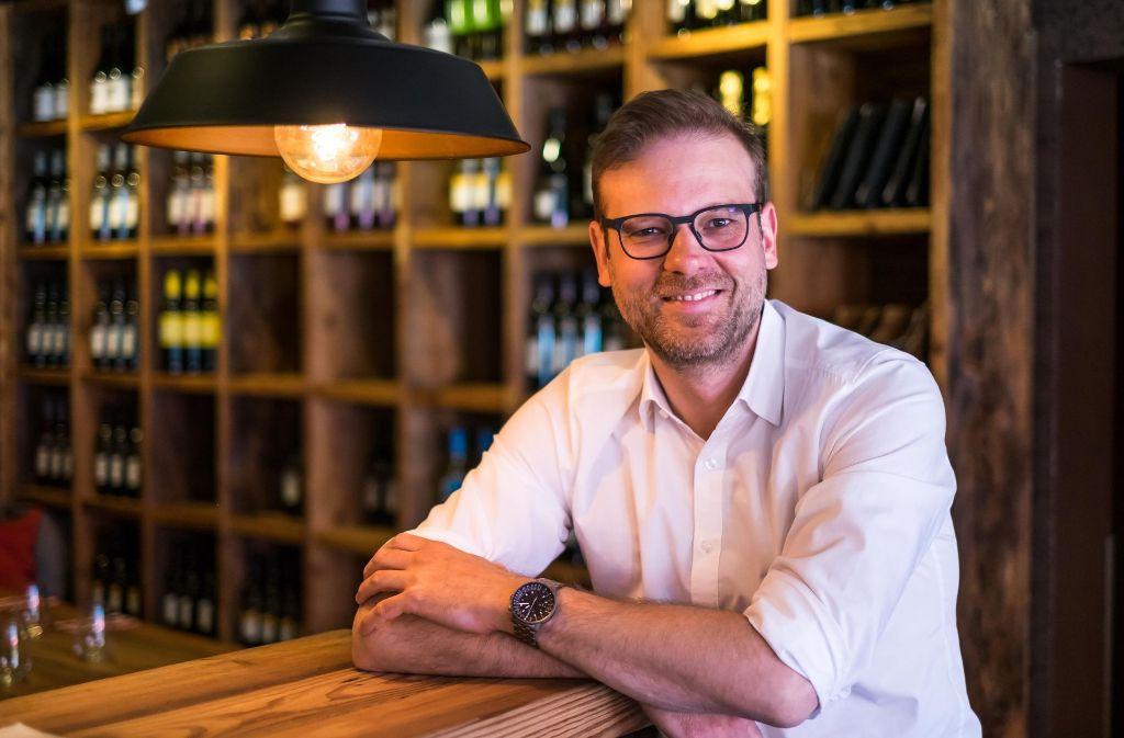 Christian List hat als Partyveranstalter angefangen, inzwischen verantwortet er zahlreiche Gastroangebote. Foto: Lichtgut/Max Kovalenko