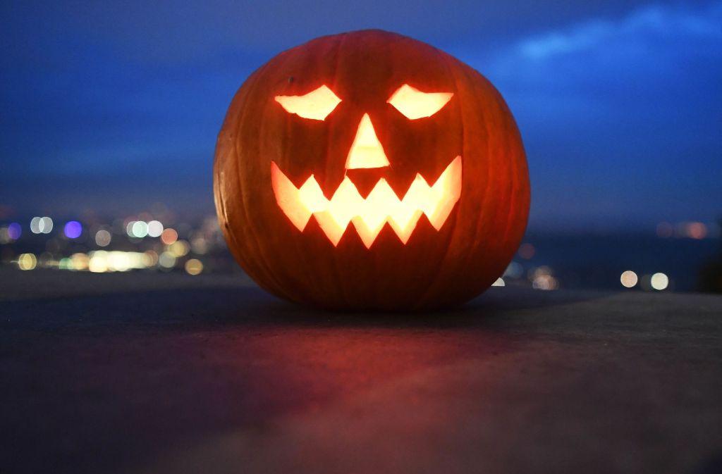 In Allmersbach findet heute eine Halloween-Party statt. Foto: dpa
