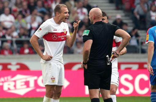 Holger Badstuber will, dass Mikrofone weiter  weg sind