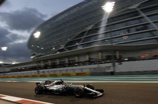 Vettel sichert sich Vize-WM