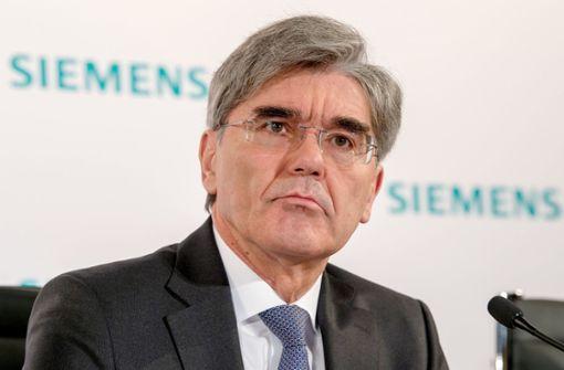 Proteste in einem guten Dutzend Städten gegen Siemens geplant