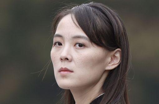 Nordkorea verschärft den Ton gegenüber Südkorea