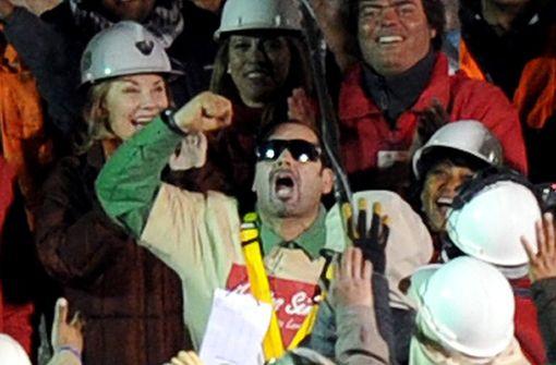 Als die Welt um Chiles Bergleute bangte