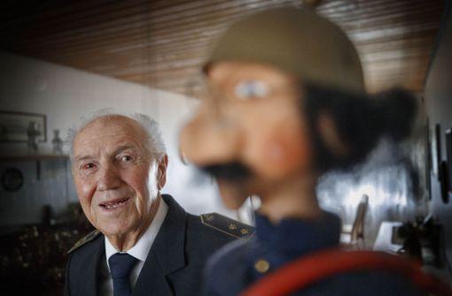 Die Feuerwehrikone Karl Idler feiert 85. Geburtstag