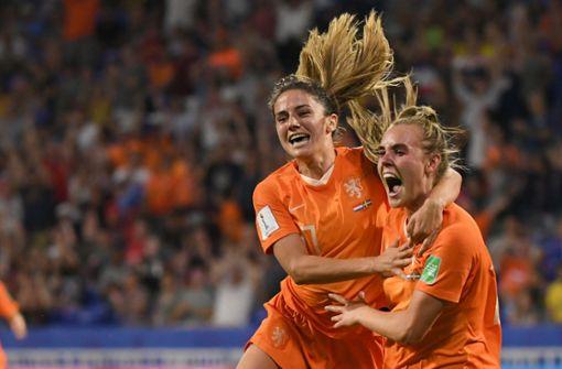 Frankfurts Groenen schießt Niederlande ins WM-Finale
