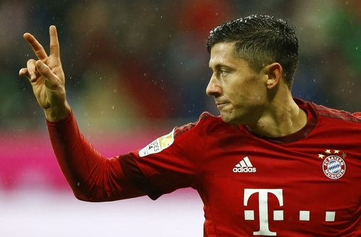 Bayern weiter auf Titelkurs