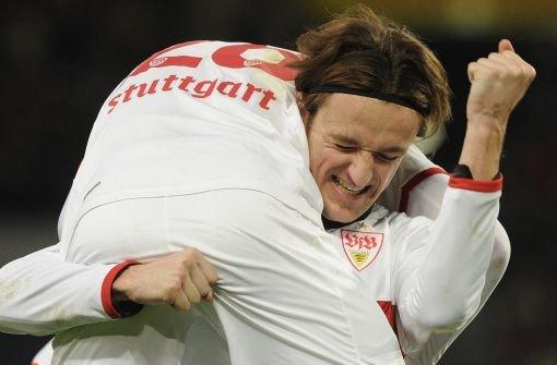 VfB: Bangen um Gentner und Hajnal