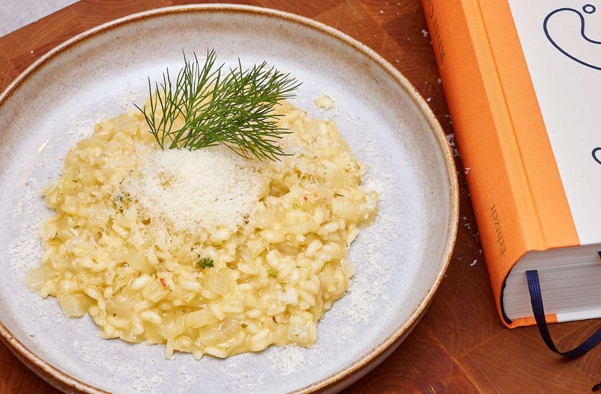 Was für ein gutes Gericht! Die Zubereitung sehen Sie in unserer Bildergalerie. Foto: