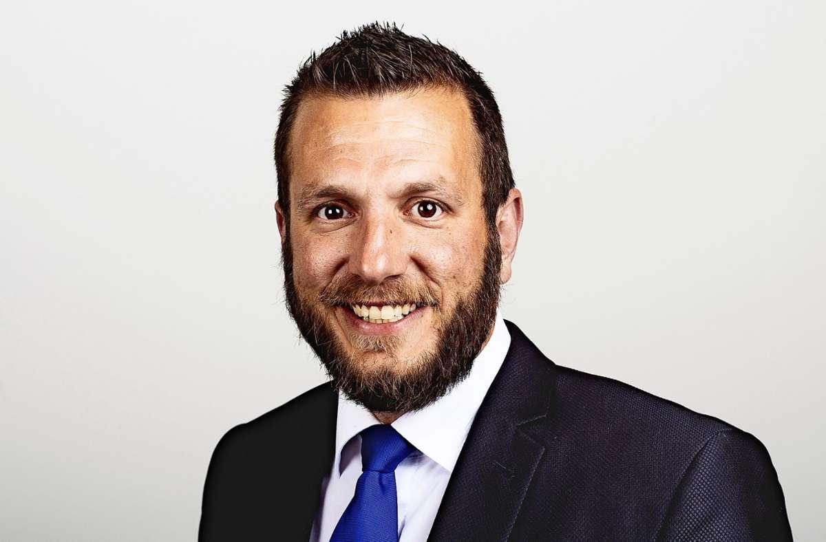Georg Devrikiswill in den Landtag einziehen. Foto: privat