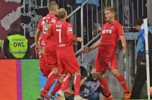 Ex-VfB-Spieler Terodde trifft erneut doppelt