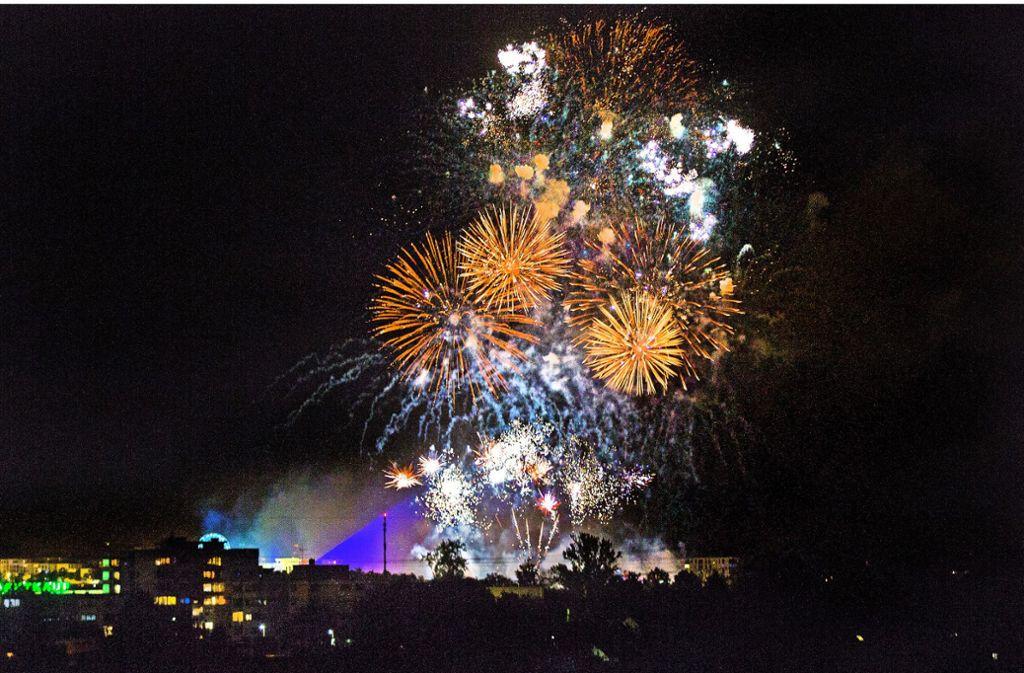 Vom 16. bis 18.August steht wieder die Party für Pyrotechnik-Fans an. Foto:
