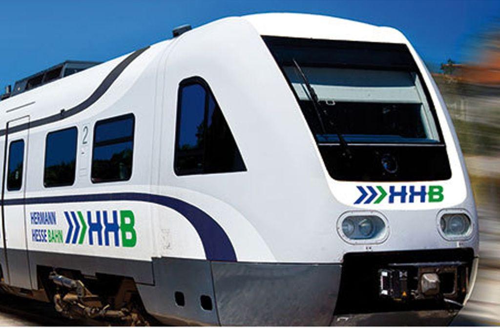 Die Schienen zwischen Weil der Stadt und Calw gehören dem Zweckverband Hermann-Hesse-Bahn. Foto: Landkreis Calw
