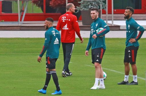 FC Bayern mit Familien-Begleitung im Quarantäne-Trainingslager