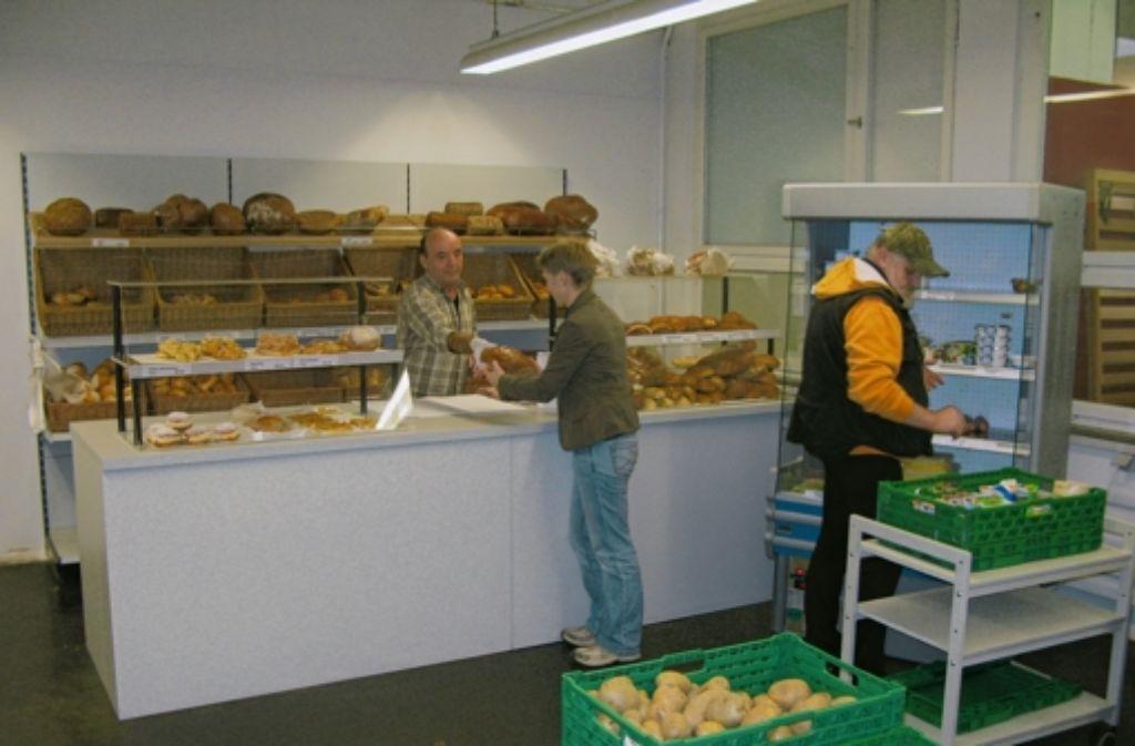 Steigende Energiekosten und erhöhte Anforderungen an die Hygiene machen dem Tafelladen in Bernhausen zu schaffen. Foto: Archiv Jens Noll