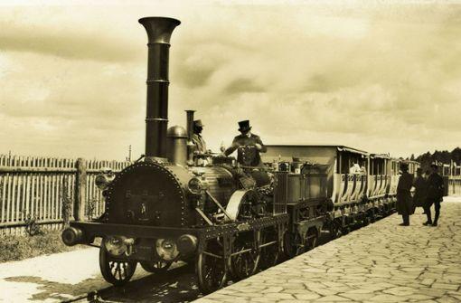 Das Ende der Schwäbischen Eisenbahn