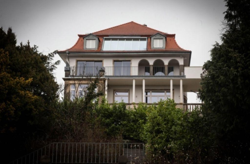 illegaler umbau in stuttgart alte villa ist kein denkmal mehr stuttgart stuttgarter zeitung. Black Bedroom Furniture Sets. Home Design Ideas